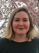 kelsey ketchum, genome web staff member