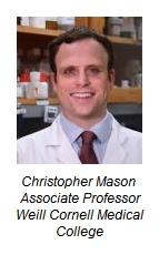 christopher mason associate professor weill cornell medical college