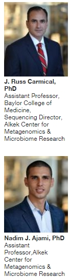 nadim j ajami phd assistant professor alkek center for metagenomics and microbiome research