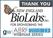 thank you to new england biolapbs inc for sponsoring