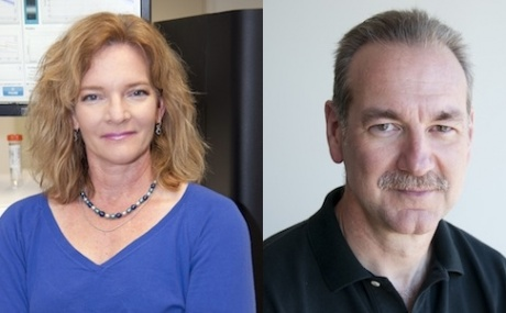 Elaine Mardis, Richard Wilson Elaine Mardis, Richard Wilson