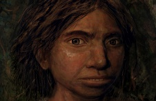 Female Denisovan Teen