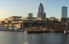 Tampa Convention Center, site of the 2016 ACMG Meeting