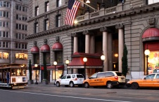 Westin St. Francis Hotel, San Francisco, site of the JP Morgan Healthcare Conference