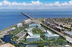 San Diego-based sequencing technology company Illumina 's new campus.