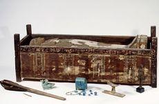 Sarcophagus of Tadja, Abusir el-Meleq